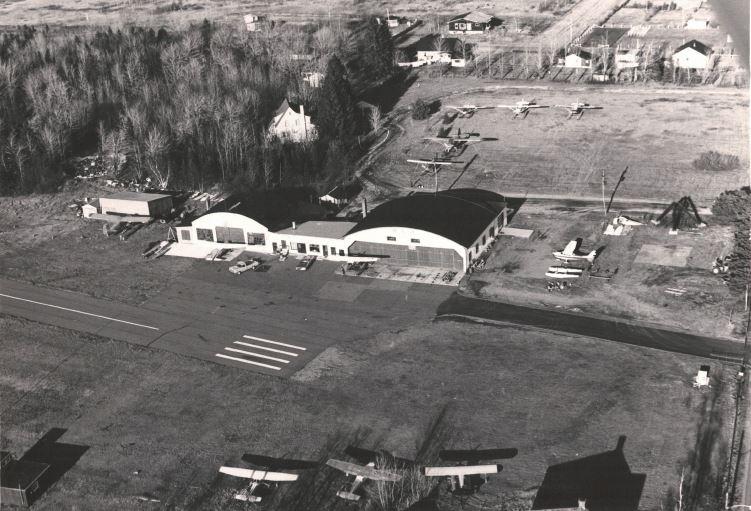 Naissance de Bel Air Laurentien Aviation