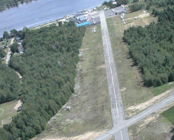 2 nouvelles pistes d'atterrissage